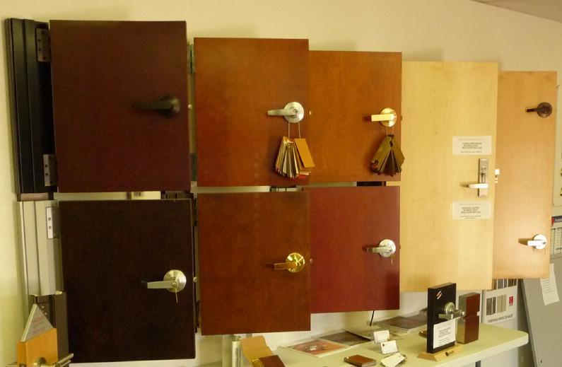 Marshfield Wood Doors : Doors frames and hardware